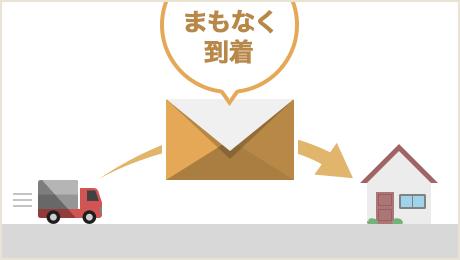 接近通知メール機能